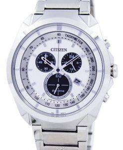 Citizen Eco-Drive Chronograph Tachymeter AT2150-51A Men's Watch