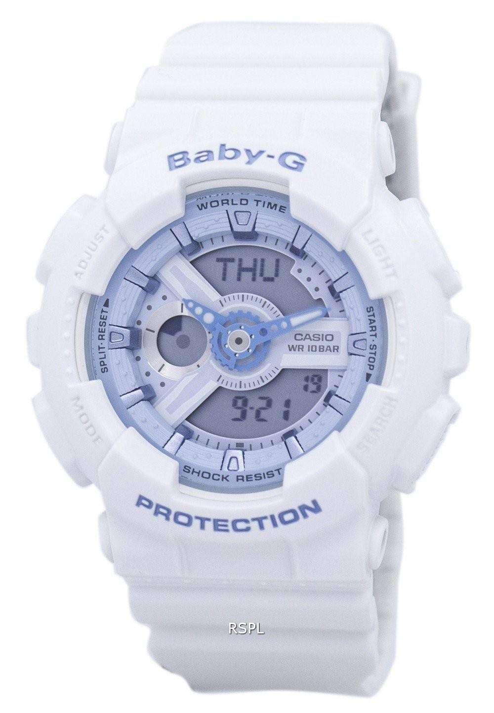 how to set analog time on casio g shock watch