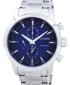 Citizen Eco-Drive Chronograph CA0610-52L Men's Watch
