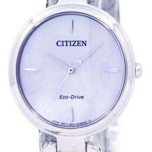 Citizen Eco-Drive EM0420-89D Women's Watch
