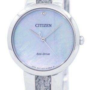 Citizen Eco-Drive EM0430-85N Women's Watch