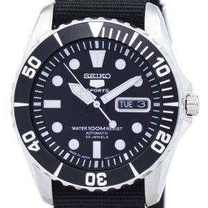 Seiko 5 Sports Automatic 23 Jewels NATO Strap SNZF17J1-NATO4 Men's Watch