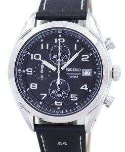 Seiko Chronograph Quartz SSB271 SSB271P1 SSB271P Men's Watch