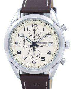 Seiko Chronograph Quartz SSB273 SSB273P1 SSB273P Men's Watch