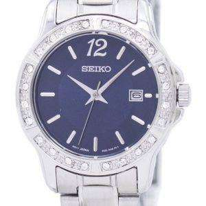Seiko Classic Quartz SUR721 SUR721P1 SUR721P Women's Watch