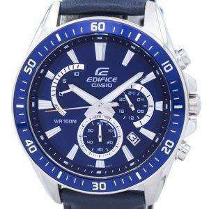 Casio Edifice Chronograph Quartz EFR-552L-2AV Men's Watch