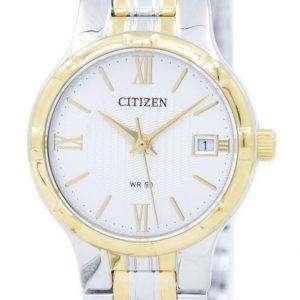Citizen Analog Quartz EU6024-59A Women's Watch