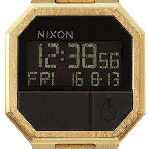 Nixon Re-Run Alarm Digital A158-502-00 Men's Watch