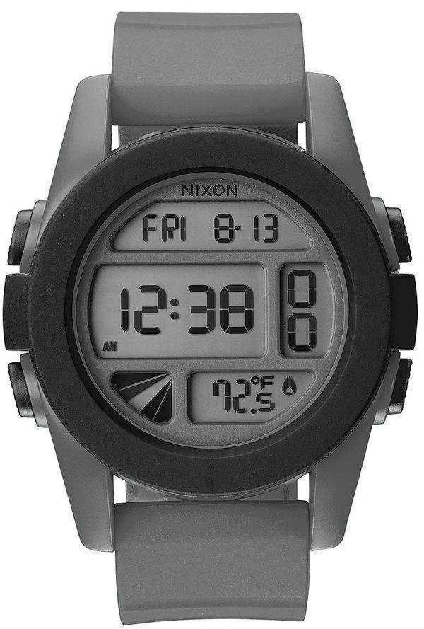 Nixon Unit Dual Time Alarm Digital A197-195-00 Men's Watch