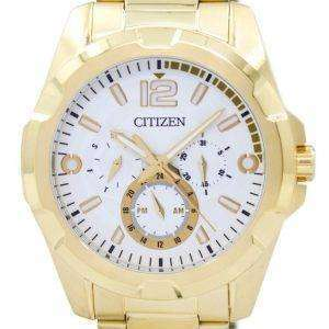 Citizen Quartz AG8332-56A Men's Watch