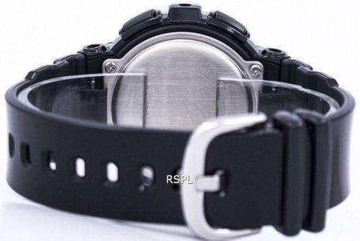 Casio Baby-G Shock Resistant World Time Analog Digital BGA-195M-1A Women's Watch
