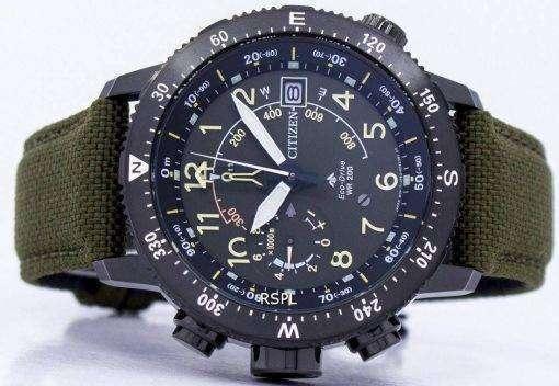Citizen Promaster Eco-Drive Perpetual Calendar 200M BN4045-12X Men's Watch