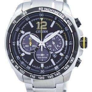 Citizen Eco-Drive Chronograph Tachymeter CA4234-51E Men's Watch