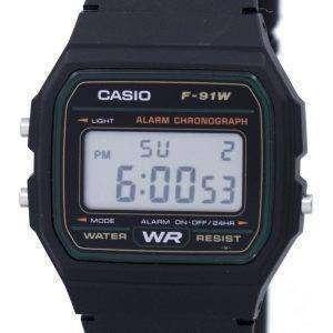 Casio Classic Sports Chronograph F-91W-3SDG F-91W-3 Men's Watch