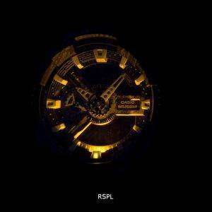 Casio G-Shock Shock Resistant World Time Alarm Quartz GA-110TX-2A Men's Watch