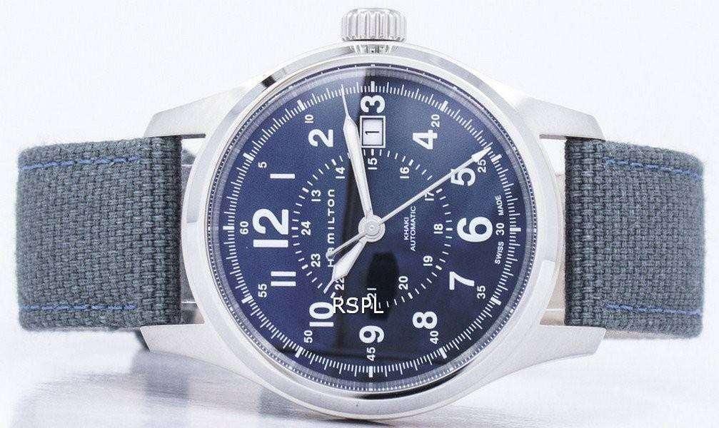 Hamilton Khaki Field Automatic H70305943 Men s Watch - CityWatches.co.uk c89c68934