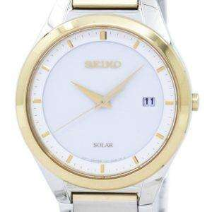 Seiko Solar SNE246 SNE246P1 SNE246P Men's Watch