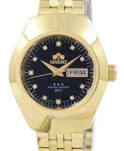 Orient Automatic Diamond Accent SNQ22001B8 Women's Watch