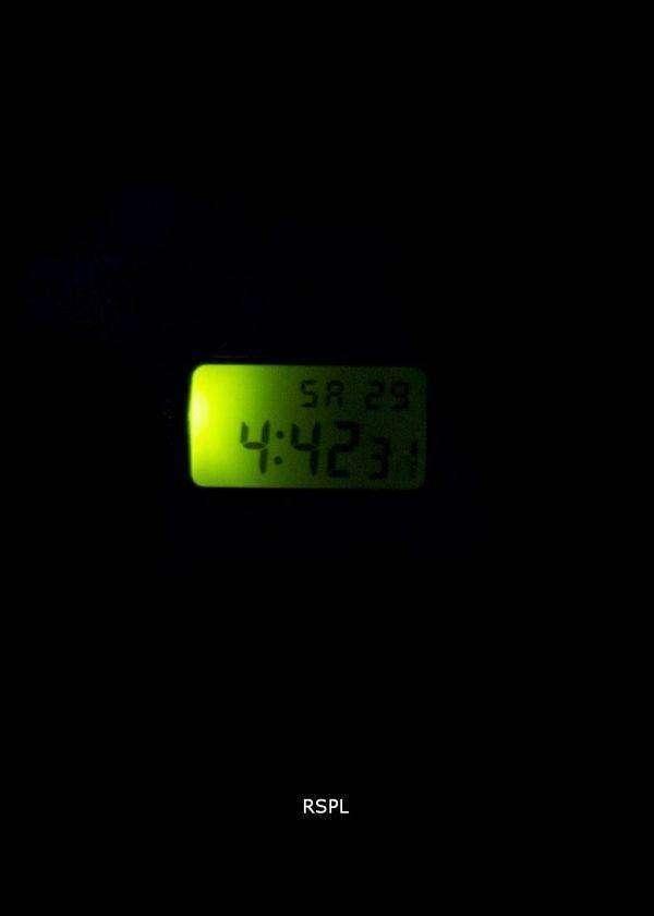 Casio Alarm Chrono Digital W-59-1VQ Men's Watch