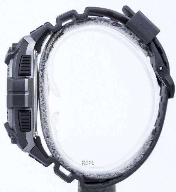 Casio Illuminator Tough Solar Lap Memory Alarm Digital W-S220-8AV Men's Watch