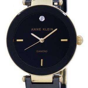 Anne Klein Quartz 1018BKBK Women's Watch
