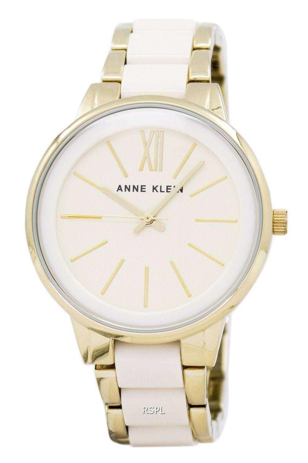 Anne Klein Quartz 1412IVGB Women's Watch