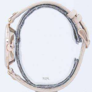 Anne Klein Quartz Diamond Accent 9918RGLP Women's Watch