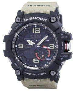 Casio G-Shock Mudmaster Analog Digital Twin Sensor GG-1000-1A5 Men's Watch