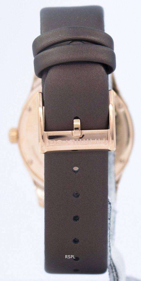 Hamilton Jazzmaster Quartz H32341975 Women's Watch