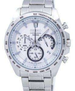 Seiko Chronograph Quartz Tachymeter SSB297 SSB297P1 SSB297P Men's Watch