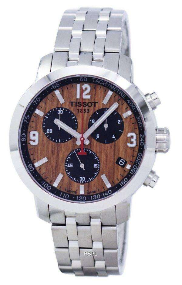 Tissot T-Sport PRC 200 Basketball Chronograph T055.417.11.297.01 T0554171129701 Men's Watch