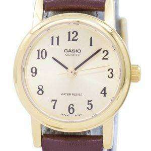 Casio Analog Quartz LTP-1095Q-9B1 LTP1095Q-9B1 Women's Watch
