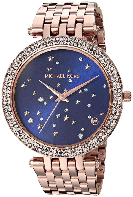 b05f5114e012 Michael Kors Darci Celestial Pave Quartz MK3728 Women s Watch ...