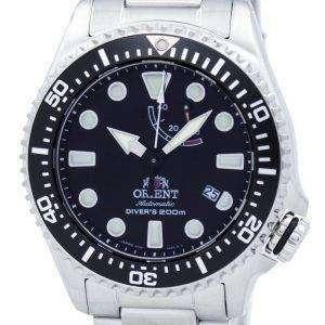 Orient Sports Automatic Diver's 200M Power Reserve RA-EL0001B00B Men's Watch