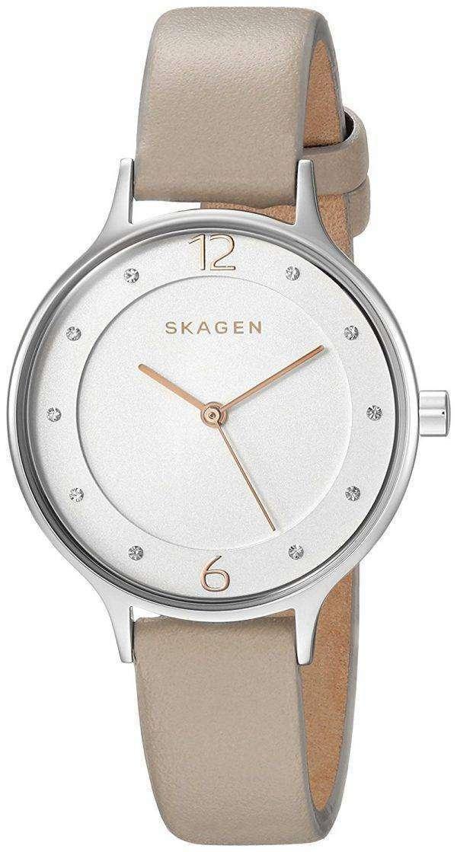 Skagen Anita Analog Quartz Diamond Accent SKW2648 Women's Watch