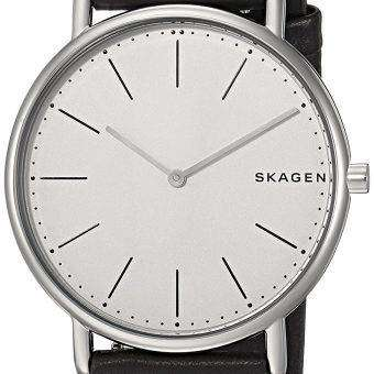 Skagen Signatur Slim Titanium Quartz SKW6419 Men's Watch