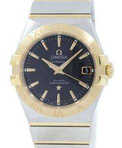 Omega Constellation Co-Axial Chronometer 123.20.35.20.06.001 Men's Watch