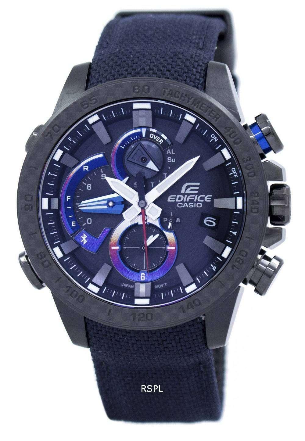 Casio Edifice Scuderia Toro Rosso Limited Edition EQB ...