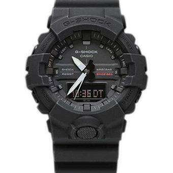 "Casio G-shock Anniversary ""BIG BANG BLACK"" Shock Resistant GA-835A-1AJR Men's Watch"