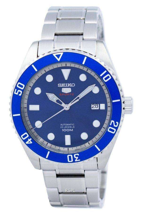 Seiko 5 Sports Automatic SRPB89 SRPB89K1 SRPB89K Men's Watch