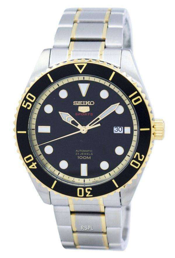 Seiko 5 Sports Automatic SRPB94 SRPB94K1 SRPB94K Men's Watch