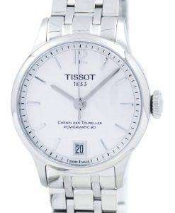 Tissot T-Classic Chemin Des Tourelles Powermatic 80 Lady T099.207.11.037.00 T0992071103700 Women's Watch