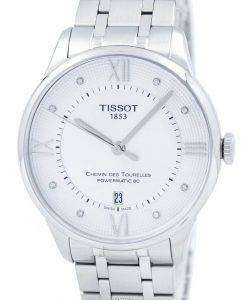 Tissot T-Classic Chemin Des Tourelles Powermatic 80 T099.407.11.033.00 T0994071103300 Men's Watch