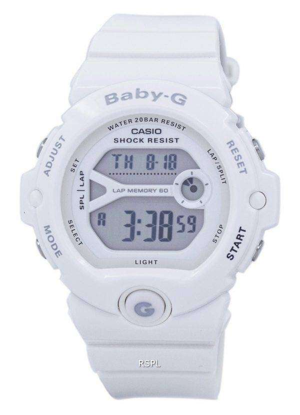 Casio Baby-G Dual Time Lap Memory BG-6903-7B Womens Watch