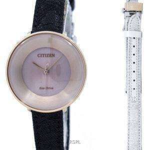 Citizen L Ambiluna Eco-Drive EM0608-42X Women's Watch