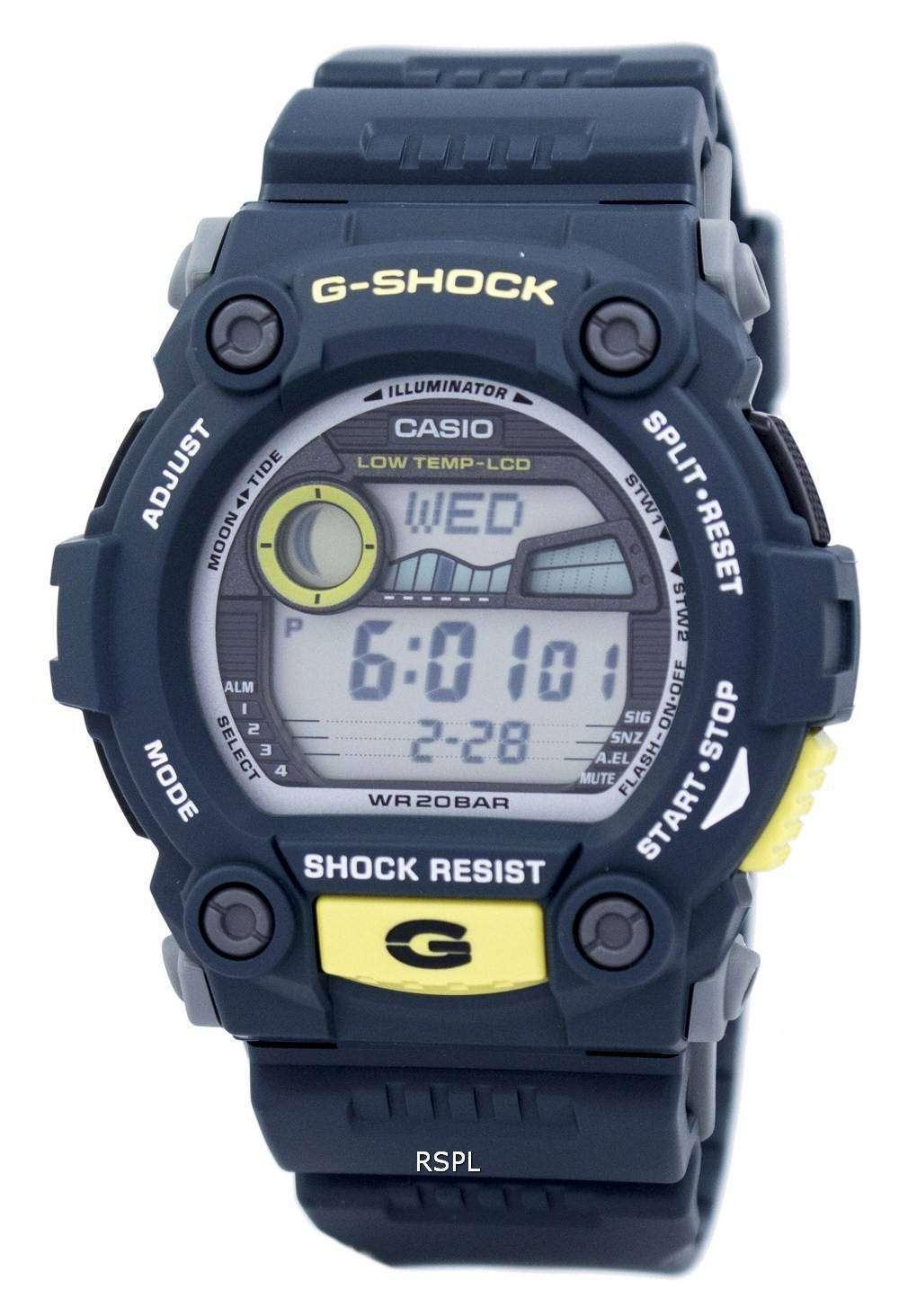 b2ece4e86720 Casio G-ShockA G-7900-2D Rescue Sport Mens Watch - CityWatches.co.uk