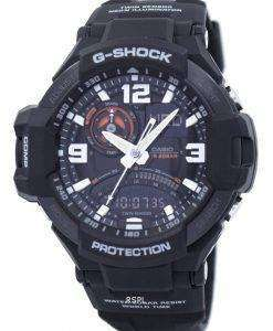 Casio G-Shock GRAVITYMASTER Twin Sensor GA-1000-1A Men's Watch