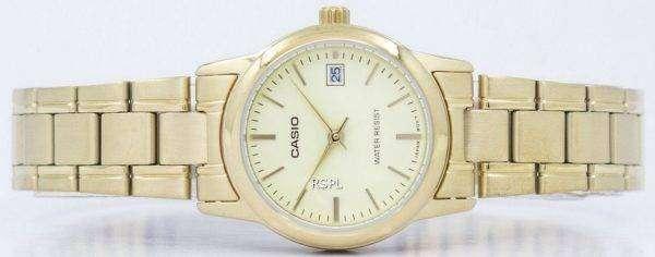 Casio Analog Quartz LTP-V002G-9AUDF LTPV002G-9AUDF Women's Watch