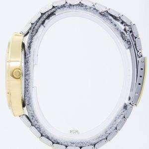 Casio Quartz Analog Gold Tone Dial MTP-1170N-9ARDF MTP-1170N-9AR Mens Watch