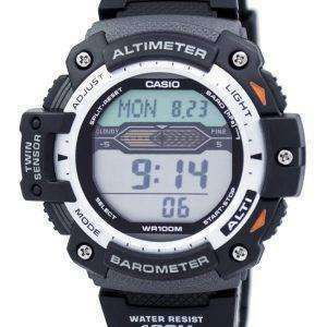 Casio Protrek Sports Twin Sensor SGW-300H-1AVDR SGW-300H-1A Watch